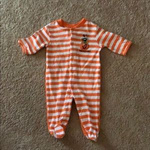 Halloween Outfit 0/3 months pre owned